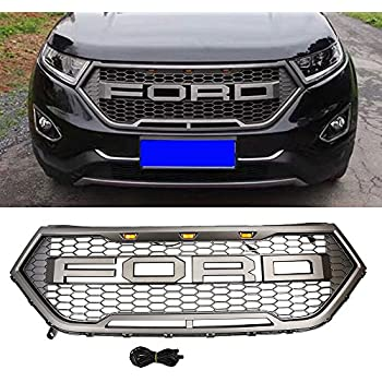 amazoncom gosweet conversion      ford edge front grill replacement raptor