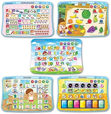 toys, games, kids' electronics,  electronic learning toys 12 on sale VTech Touch and Learn Activity Desk Deluxe in USA