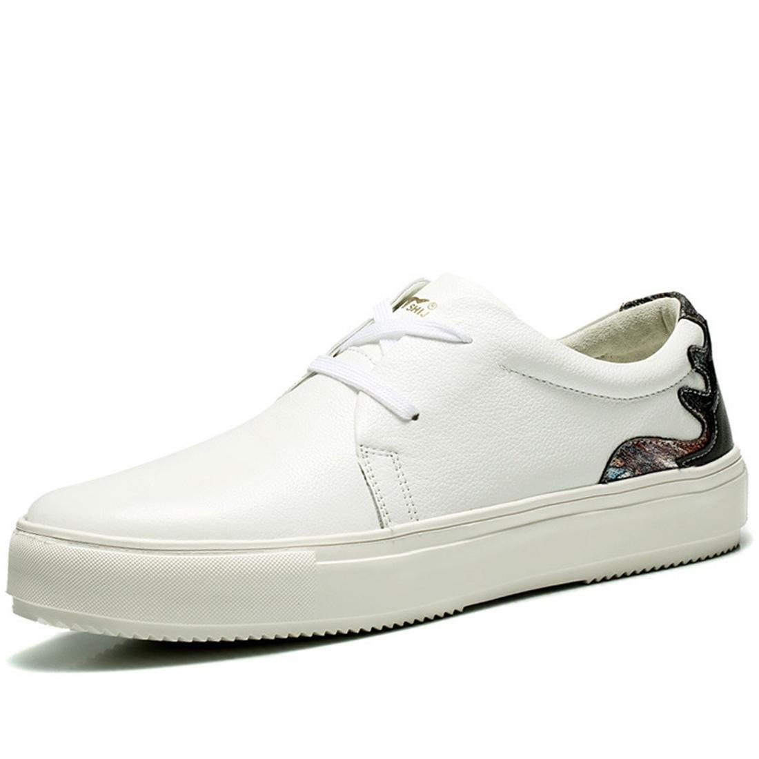 Herren Lässige Schuhe Mode Flache Schuhe Rutschfest Trainer Sportschuhe Schuhe erhöhen Draussen EUR GRÖSSE 38-44