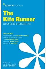 The Kite Runner (SparkNotes Literature Guide) (Sparknotes Literature Guides) Paperback