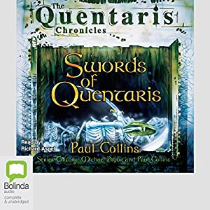 Swords of Quentaris Audiobook