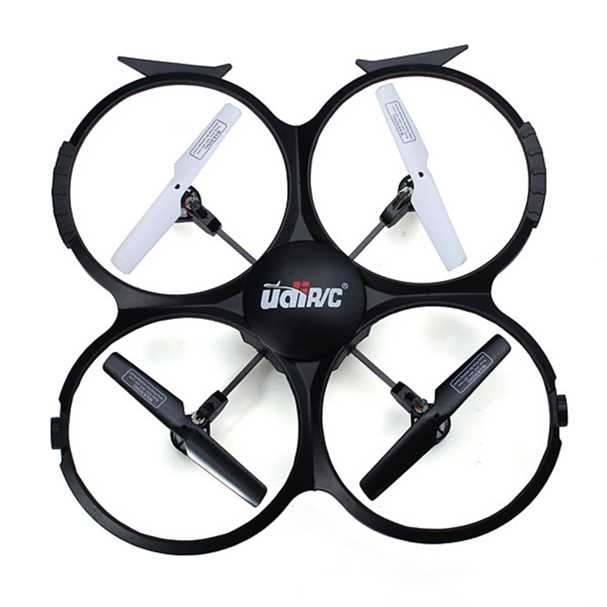LiDi RC U818A HD 6-Achsen Gyro RC Quadcopter RTF UFO mit 720P HD Kamera Kopfloser Modus und One-Key Return Quadcopter