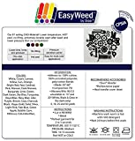 Expressions Vinyl - Black - 12in. x 12in. 5 Sheet