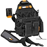 ToughBuilt - Journeyman Electrician ClipTechPouch + Hub with Shoulder Strap (21 Pockets/Loops) - (TB-CT-114)