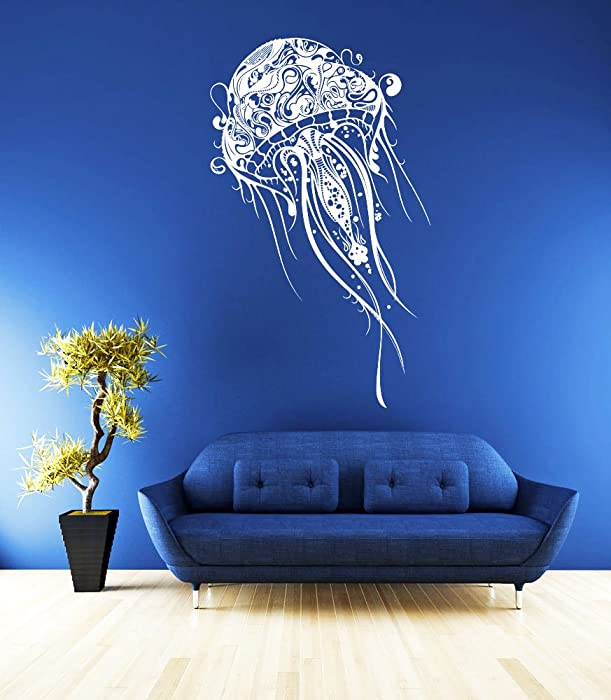 Top 10 Octopus Decor Deep Ocean Animal Art Sticker