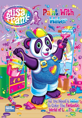 Download Lisa Frank Paint with Water Activity Book PDF Text fb2 ebook