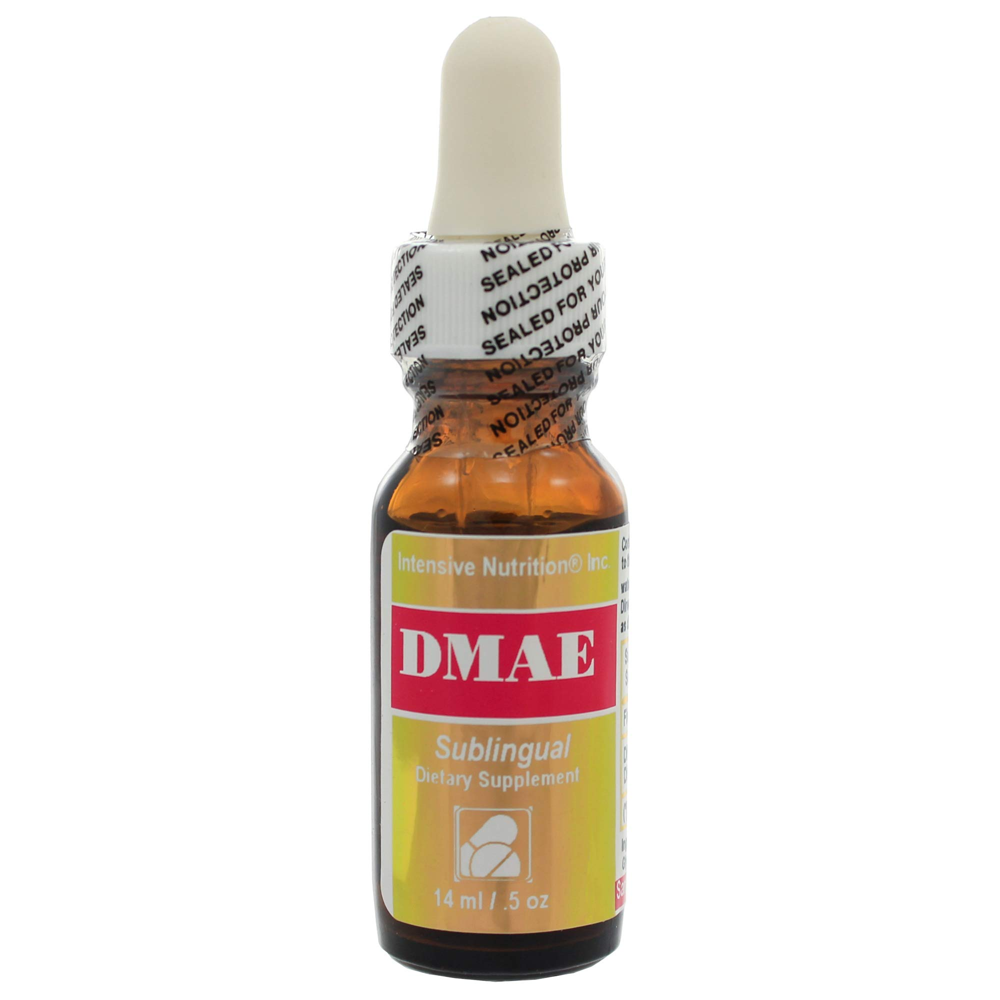 DMAE/DMSO 14 Milliliters - Pack of 3 by Intensive Nutrition/Scientific Consulting