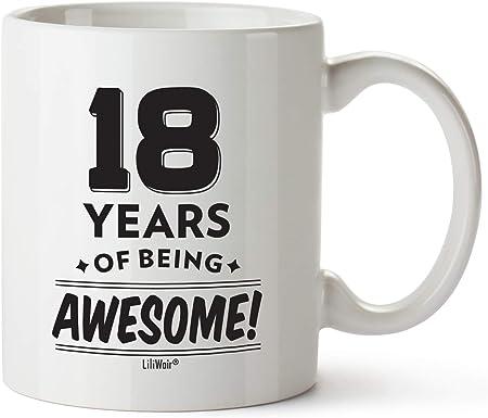 18th Birthday Gifts For Boys Girls Teenage - Coffee Mug