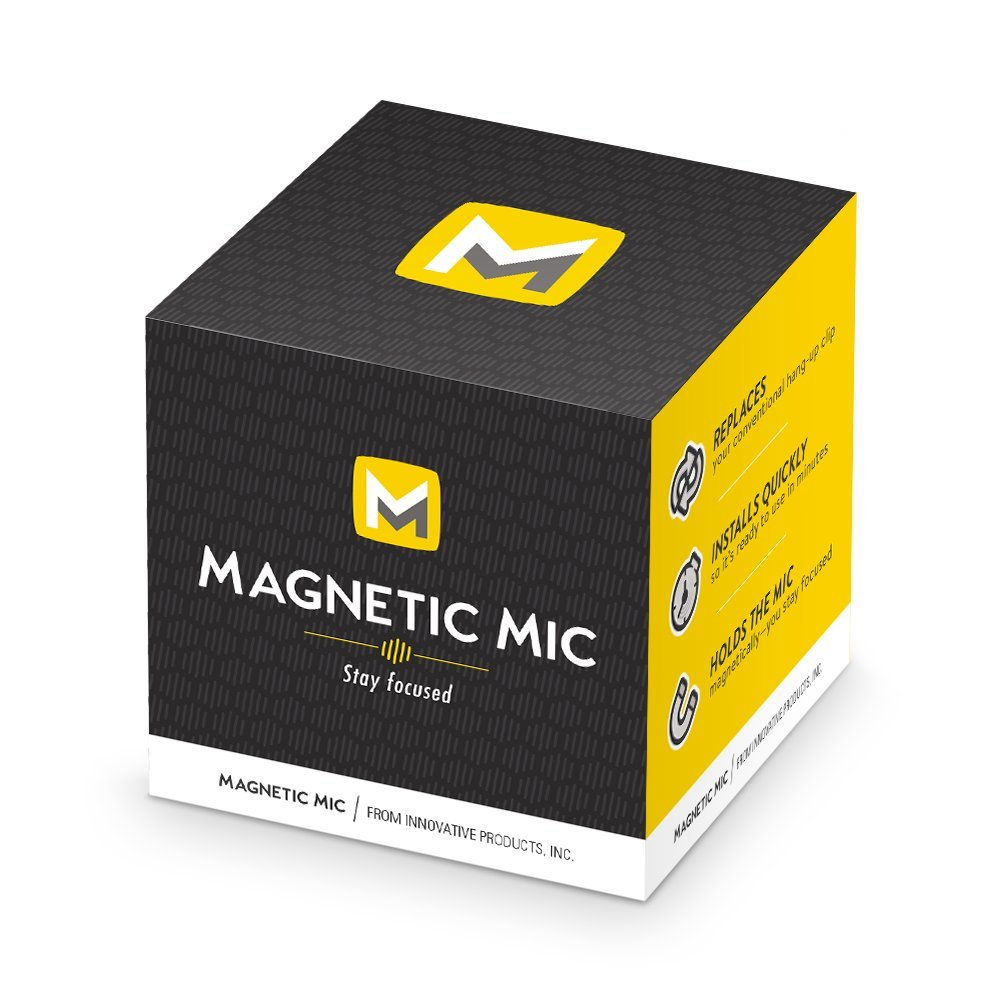 Magnetic Mic by Magnetic Mic