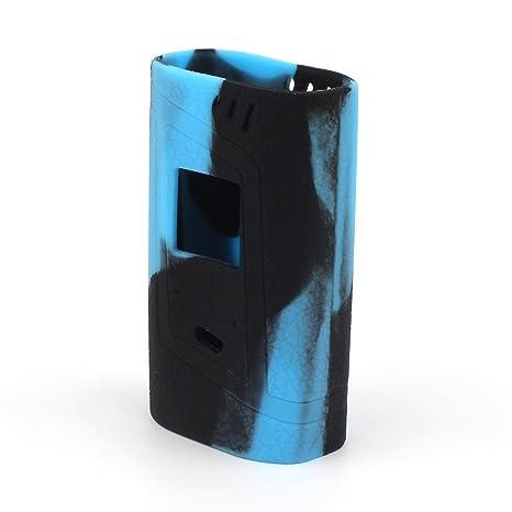 Funda de Silicona para Smok Alien 220w Kit Mod Caja de Protección de la Piel para