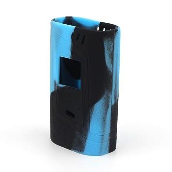 Funda de Silicona para Smok Alien 220w Kit Mod Caja de Protección de la Piel para Smok Alien 220w Accesorios Wrap Sleeve Gel: Amazon.es: Electrónica