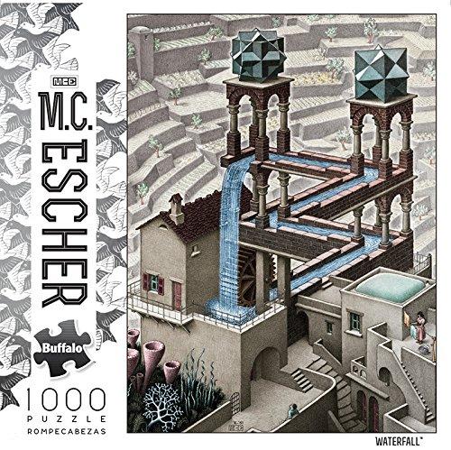 1000 piece puzzles escher - 9