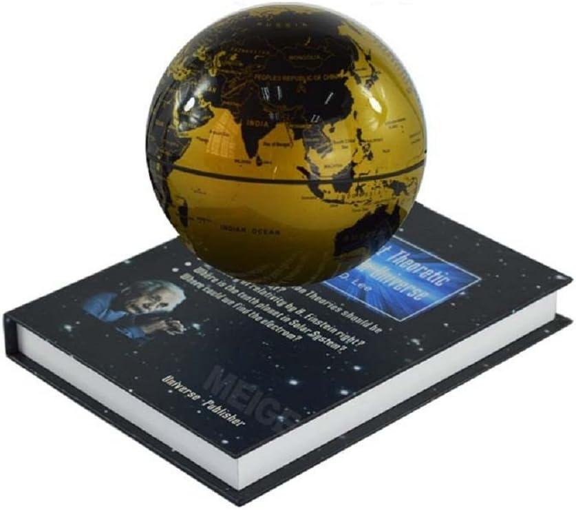 Proa 3 (balón de oro libro rotación de levitación magnética tren ...