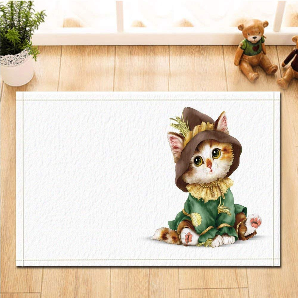 Amazon Com Animal Decoration Funny Cute Cat Wearing Clothes