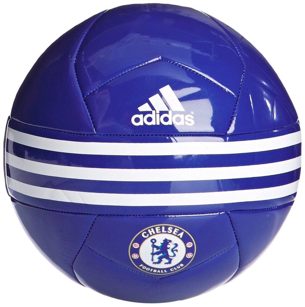 adidas Chelsea FC - Balón de fútbol, Color Azul/Negro/Blanco ...