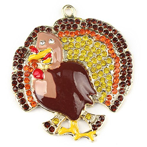 (Thanksgiving Pendant, Funpa Turkey Pendant Decorative DIY Pendant Thanksgiving Fall)