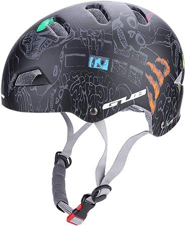 Tbest Casco Escalada,Casco Patinaje Unisex Casco Equitación para Adultos Hombre Mujer para Al Aire Libre Ciclismo Escalada En Roca Esqui Snowboard ...