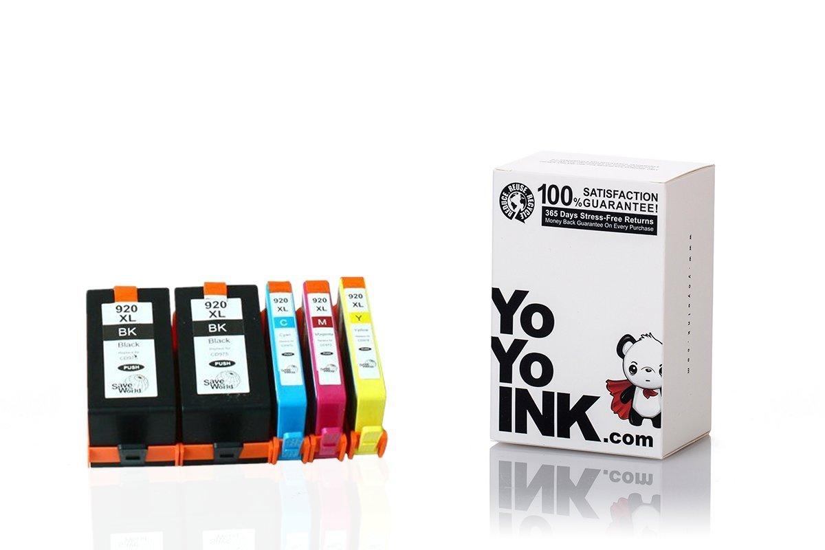 Harga Dan Spesifikasi Hp Officejet 920 Xl Magenta Ink Cartridge Guy Laroche G3013 05 Jam Tangan Pria Stainlles Steel Hitam 50off Yoyoink 5 Pack Remanufactured Cartridges Replacement For 920xl