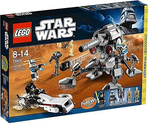 LEGO 7869 Star Wars - La Batalla de Geonosis: Amazon.es: Juguetes ...