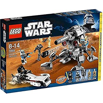 Amazon.com: LEGO Star Wars Special Edition Set #7869 Battle for ...