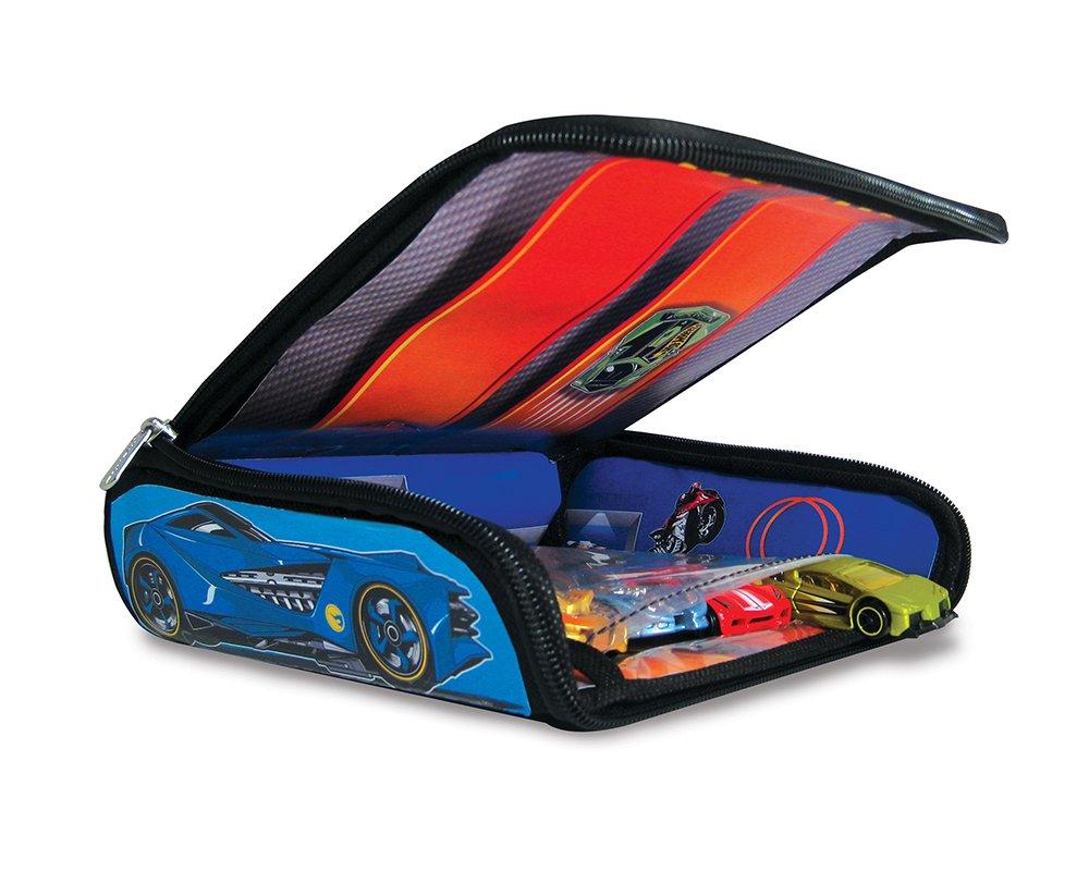 Amazoncom Neat Oh Hot Wheels ZipBin Ramp Race wcar Toys Games