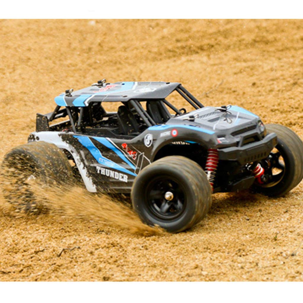 Remote Control RC Car Off Road High Speed Race Car Tracks 2.4G 4WD 50km/h Racing Car 4 Channel RC Rock Crawler Off-Road Vehicle Toy Climbing Buggy for Kids and Adults by DaoAG (Image #4)