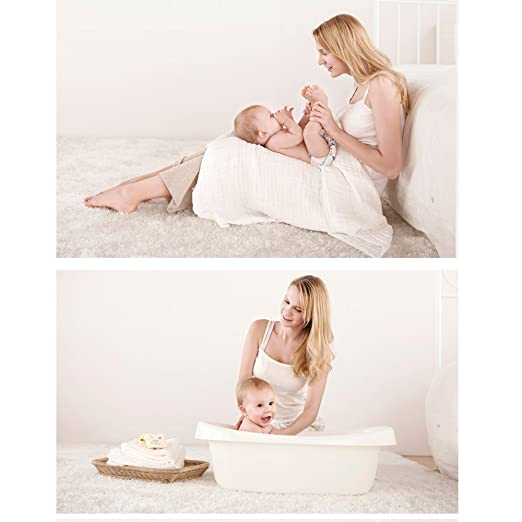 Muslin Baby Bath Towel/Blanket by Lucear - My Mom's Best