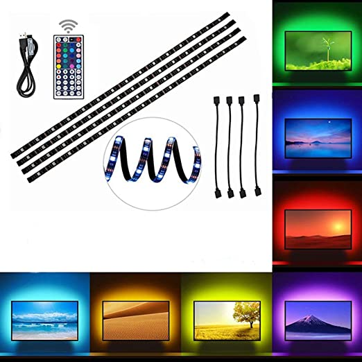 Buy Teepao Tv Backlight Kit For 40 60 Inch Ambient Light 1 M328