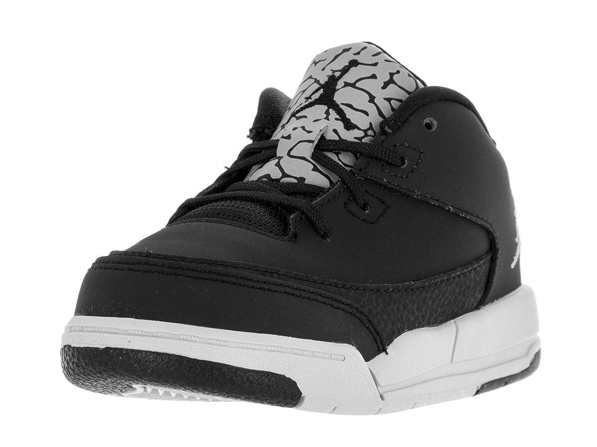 fae122f3e0940 Amazon.com | Nike Jordan Toddlers Jordan Flight Origin 3 Bt Black ...