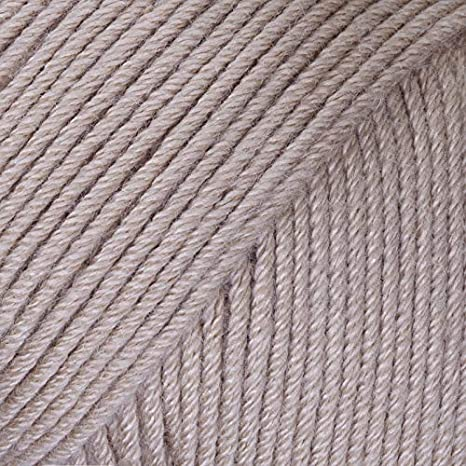 Gazzal 50g Baby Cotton weiche Babywolle Stricken 60/% Baumwolle 165m//50g Wolle 3413
