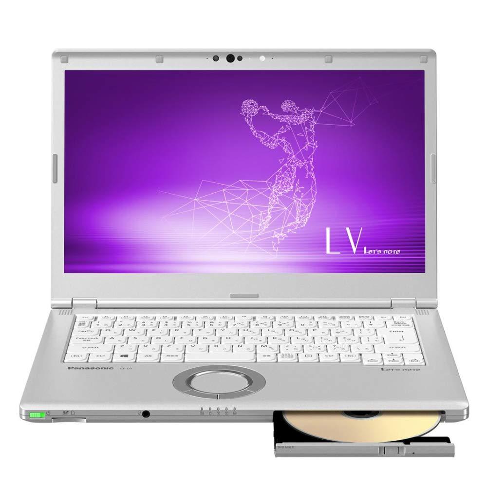 【福袋セール】 パナソニック 14.0型 Let's ノートパソコン Let's note LVシリーズLet's note 8GB/SSD 2019年 春モデル(Core B07MXSNL4T i5/メモリ 8GB/SSD 128GB/Office H&B 2019) CF-LV7CDFQR B07MXSNL4T, マムズリトルシングス:33af4001 --- arianechie.dominiotemporario.com