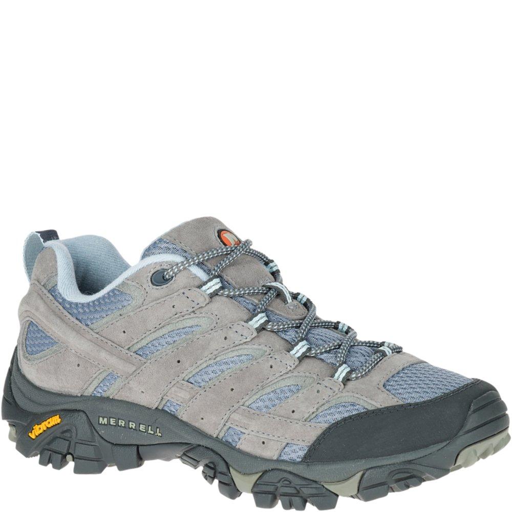 Merrell Women's Moab 2 Vent Hiking Shoe, Smoke, 6.5 W US