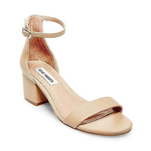 a2cb2ec993f Steve Madden Women's Irenee Heeled Dress Sandal