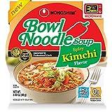 Nong Shim Soup Bowl Ndle Kimchi Spc