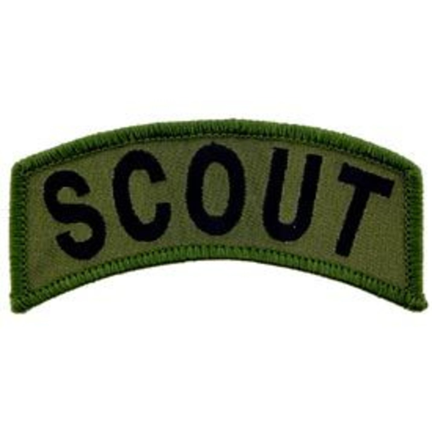 EagleEmblems pm0624 patch-army、タブ、Scout (Subdued) (4