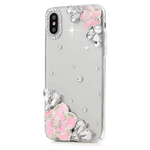 diamond iphone xs case