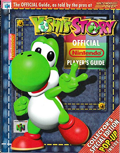 Yoshi's Story Nintendo Official Player's Strategy (Yoshi Express)
