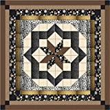 quilting pre cut kits - Easy Quilt Kit Constellation/Neutral/KING/EXPEDITED SHIPPING