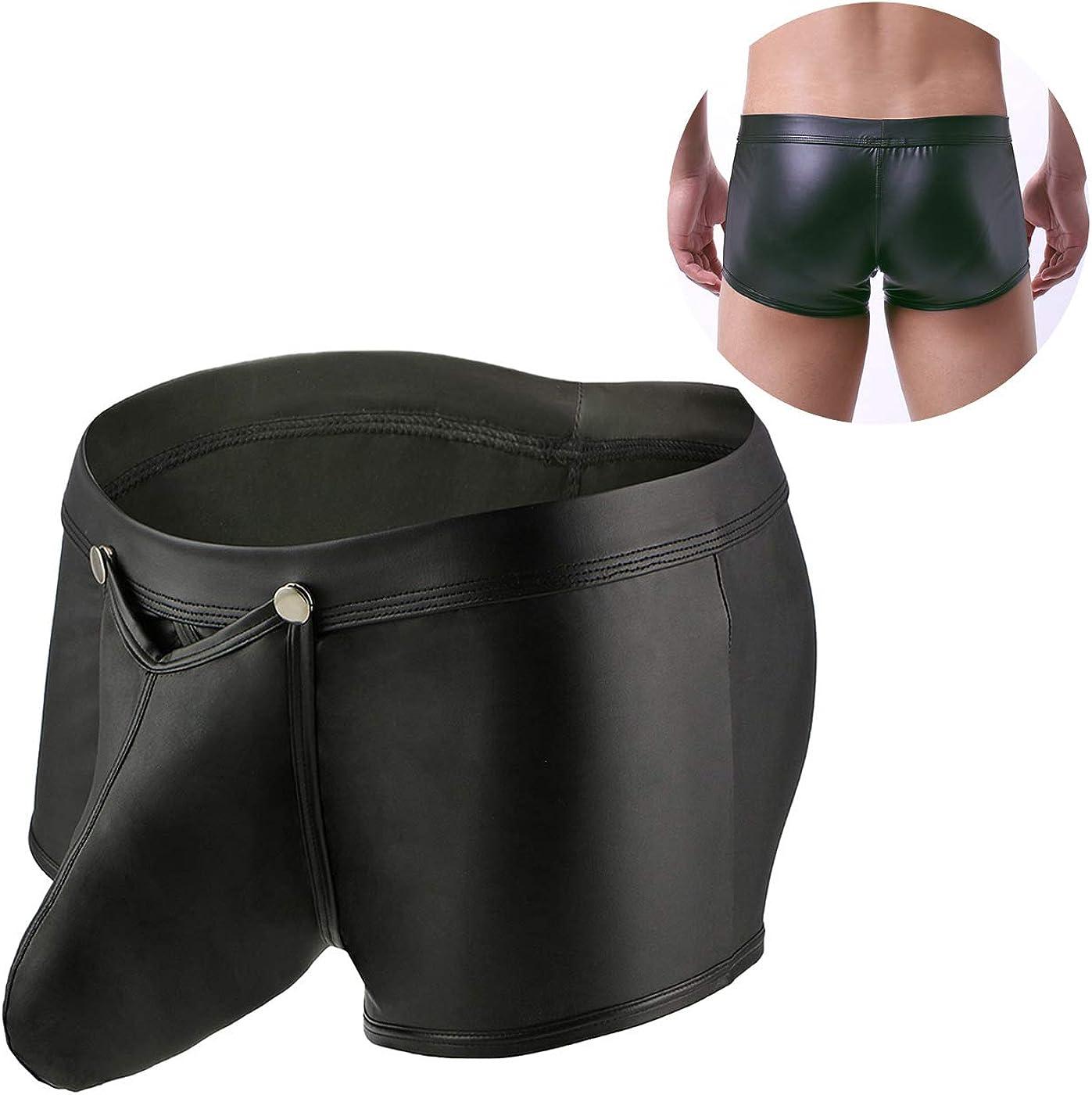AIEOE Sexy Boxershorts für Männer Reizvolles Dessous mit