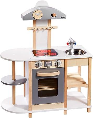 howa cocinita de madera 4815: Amazon.es: Juguetes y juegos