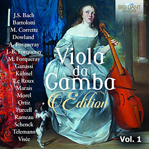 Viola da Gamba Edition, Vol. 1