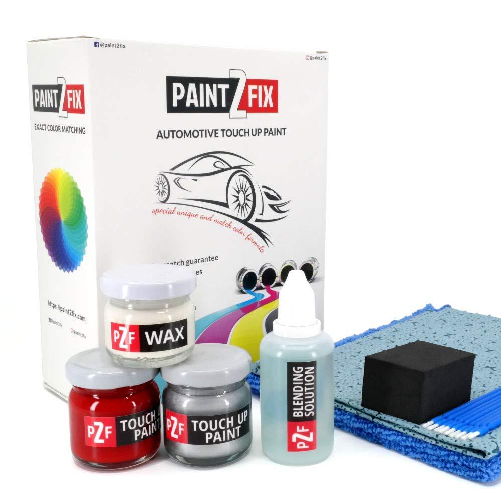 Amazon com: PAINT2FIX Nissan Evalia Pearl White QAB Touch Up