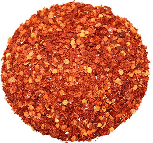 Soeos Premium Sichuan Chili (Chili Flakes), 8oz.