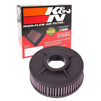 K&N KA-8095 Kawasaki High Performance Replacement Air Filter: Automotive