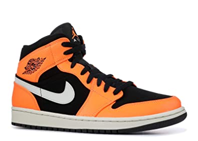 reputable site 7a46e 5ea79 Image Unavailable. Image not available for. Color  Air Jordan 1 Mid - 554724 -062 ...