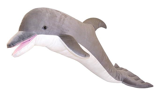 peluche geante dauphin