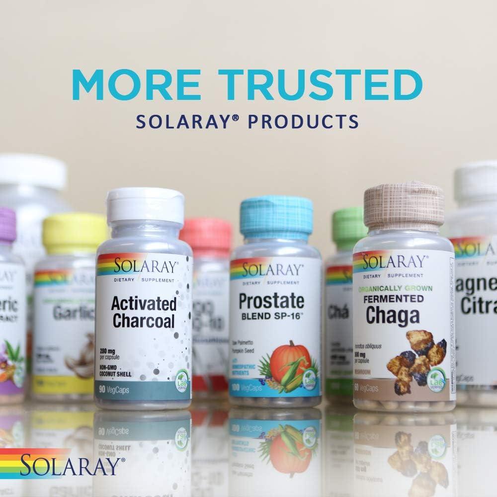 Solaray Mega Multi Mineral   200 Capsules: Health & Personal Care