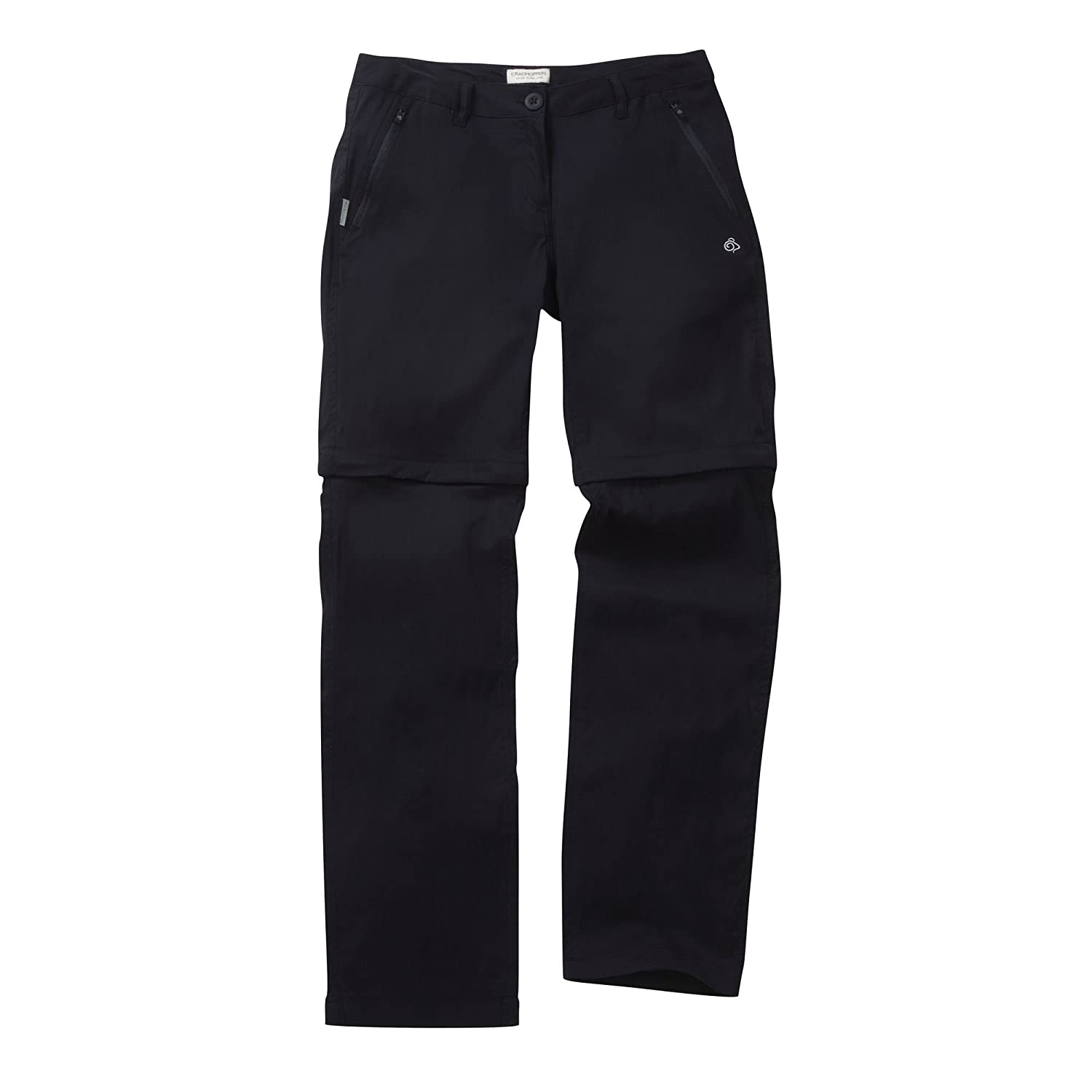 Craghoppers Women's Kiwi Pro Conv TRS Outdoor Trousers Craghoppers Ltd de sporting goods CRANZ CWJ1073S
