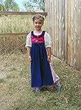 Girls 4-5 Folk Dress complete costume