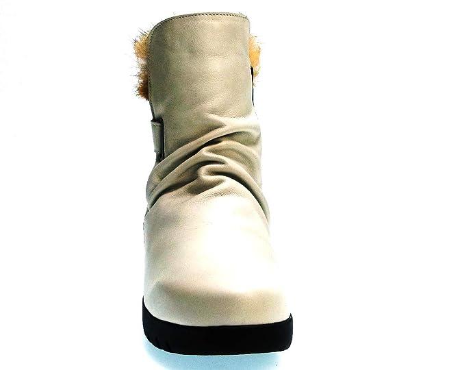 PAULA URBAN Botin con CUÑA 19-859 para Mujer (39): Amazon.es: Zapatos y complementos